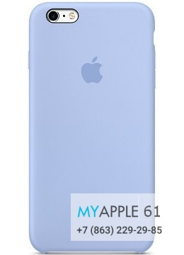 Чехол Apple Blue Plus