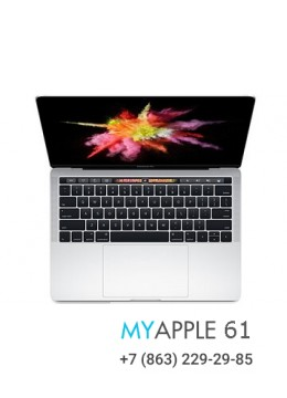 Apple MacBook Pro 13 3,1 Ггц 256 Gb Touch Bar Silver