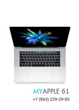Apple MacBook Pro 15 2.8 Ггц 256 Gb Touch Bar Silver