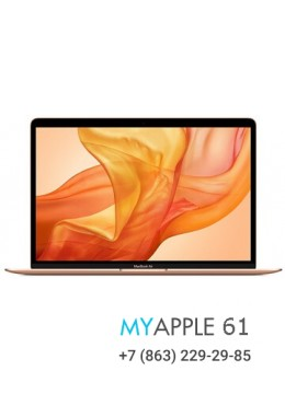 Apple MacBook Air 2018 256 Gb Gold