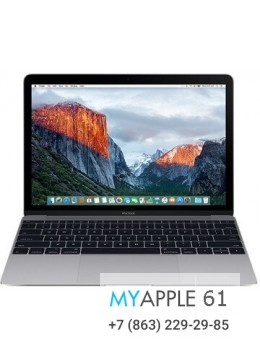 Apple MacBook 512 Gb Space Gray