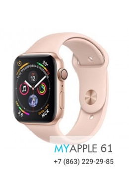 Apple Watch Series 4 44 mm Gold Pink