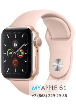 Apple Watch Series 5 40 mm Gold Rose