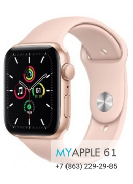 Apple Watch SE 44 mm Gold Rose