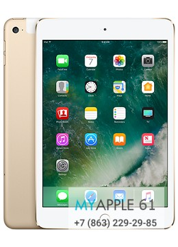 iPad mini 4 Wi-Fi + Cellular 32 Gb Gold