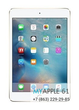 iPad mini 4 Wi-Fi 32 Gb Gold