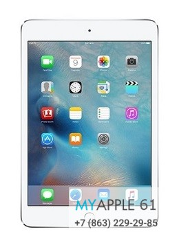 iPad mini 4 Wi-Fi 128 Gb Silver