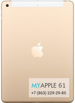 iPad New 2018 Wi-Fi + Cellular 128 Gb Gold