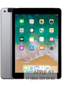 iPad New 2018 Wi-Fi + Cellular 128 Gb Space Gray