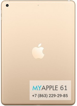 iPad New 2018 Wi-Fi 128 Gb Gold