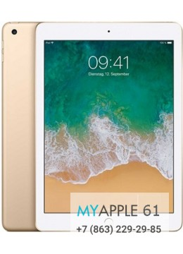 iPad New 2018 Wi-Fi 32 Gb Gold