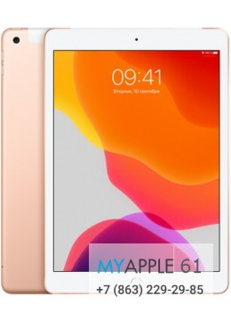 Apple iPad New 2019 Wi-Fi Cellular 32 Gb Gold