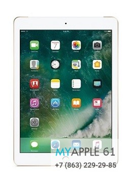 iPad New Wi-Fi + Cellular 128 Gb Gold