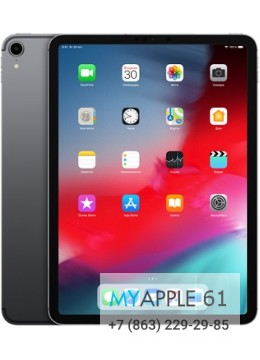 Apple iPad Pro 11 2018 Wi‑Fi + Cellular 1 Tb Space Gray