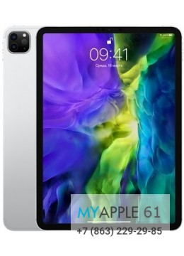 Apple iPad Pro 11 2020 Wi‑Fi 512 Gb Silver