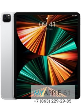 Apple iPad Pro 12.9 M1 2021 Wi‑Fi Cellular 128 Gb Silver