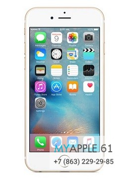 iPhone 6s 32 Gb Gold