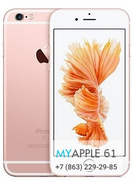 iPhone 6s 32 Gb Rose Gold