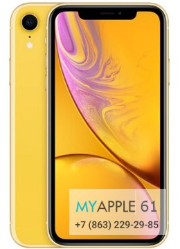 iPhone Xr (10r) 128 Gb Yellow