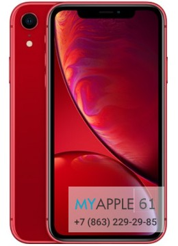iPhone Xr (10r) 256 Gb Red