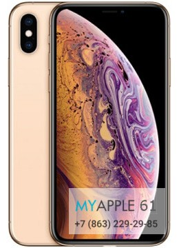 iPhone XS (10S) 256 Gb Gold