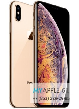 iPhone XS Max (10S Max) 256 Gb Gold