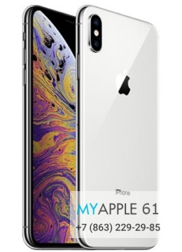 iPhone XS Max (10S Max) 64 Gb Silver